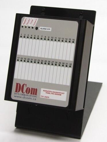 Indikační modul pro záznamové zařízení RecorDat