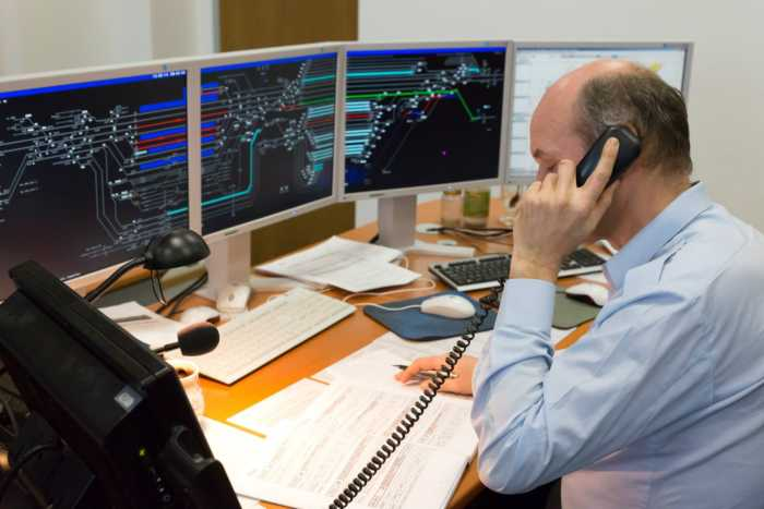 DCom is a supplier of communication systems for the dispatching center in Přerov