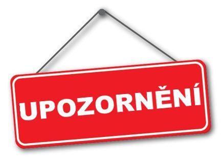 DCom - upozornění zákazníků na změny v provozu firmy po dobu nouzového stavu